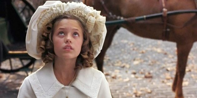 Фильмы про принцесс: «Маленькая принцесса»
