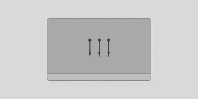 Жесты тачпада Windows 10: сворачивайте все окна