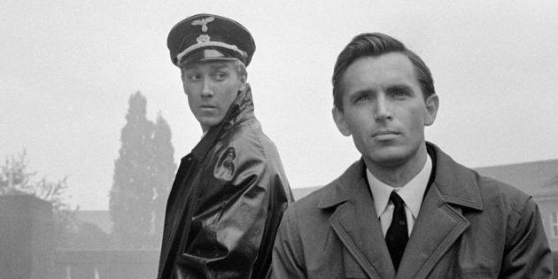 Фильмы о Великой Отечественной войне: «Щит и меч»