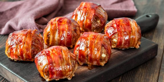 Вкусно и необычно. Эти мясные закуски понравятся даже самым привередливым