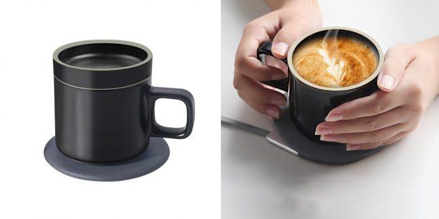 Чашка с подогревом Xiaomi