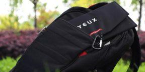Xiaomi представила походное зарядное устройство YEUX с солнечными панелями