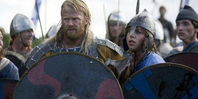 Сериалы про викингов: «1066»
