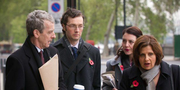Лучшие британские сериалы: «Гуща событий»