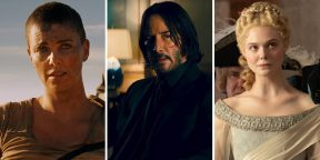 Главное о кино за неделю: приквел «Безумного Макса», сериал по «Джону Уику» и не только