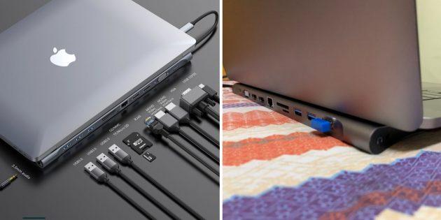 USB-хаб Baseus