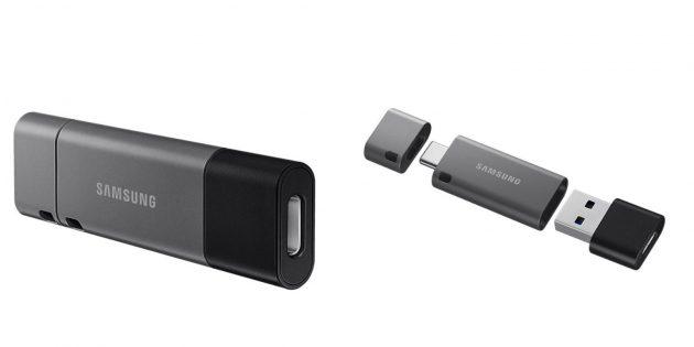 Универсальная флешка Samsung