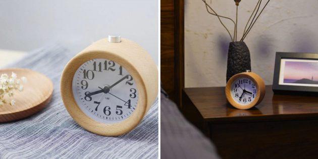 Товары для дома: будильник