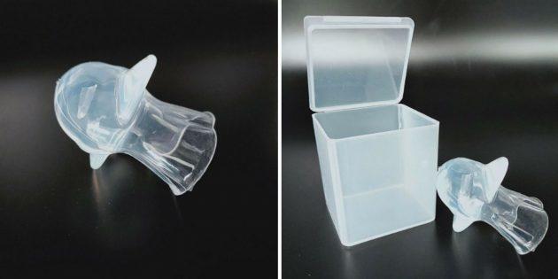 Необычные товары с алиэкспресс: устройство против храпа