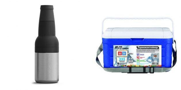 Что подарить мужу на день рождения: термоконтейнер для банок и бутылок