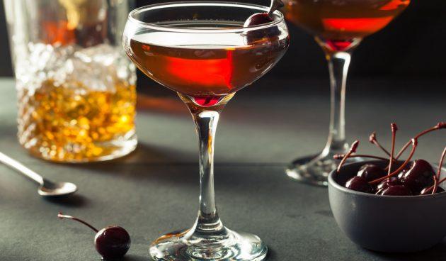 Алкогольный коктейль «Манхэттен»