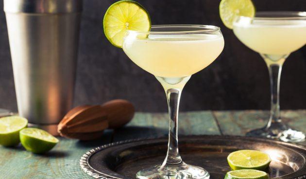Алкогольный коктейль «Дайкири»