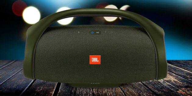 Беспроводная колонка JBL Boombox