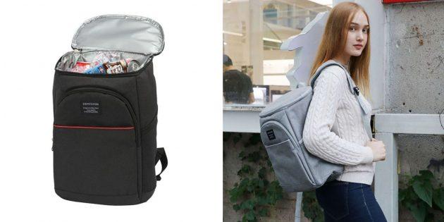 Рюкзак-холодильник