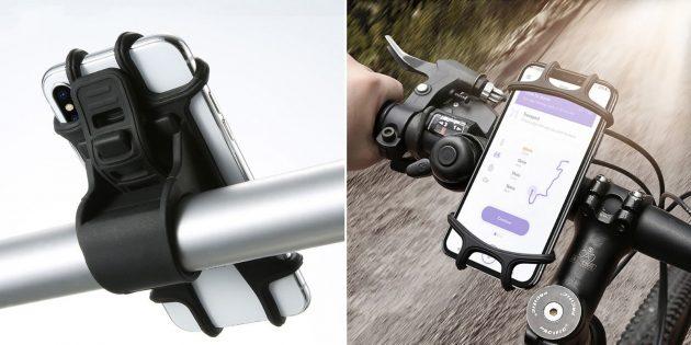 Велосипедный держатель для смартфона