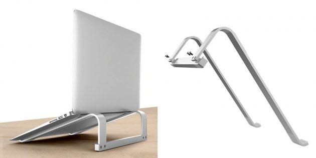 Алюминиевая подставка для ноутбука с AliExpress