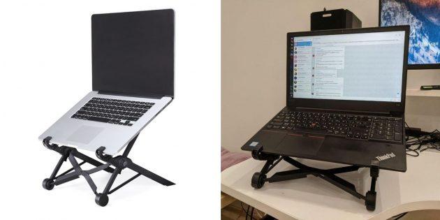Высокая подставка для ноутбука с AliExpress