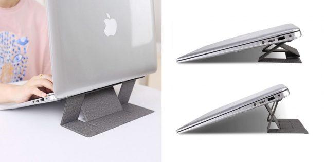 Универсальная подставка для ноутбука с AliExpress