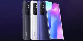 Цена дня: Xiaomi Mi Note 10 Lite 128 ГБ (Ростест) за 26 990 рублей