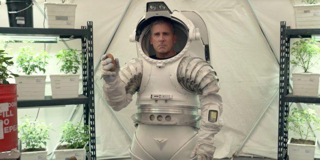 Сериал «Космические войска»