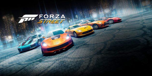 На Android и iOS вышла гоночная игра Forza Street от Microsoft