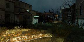 Видео дня: геймплей отменённого эпизода Half-Life 2: Ravenholm