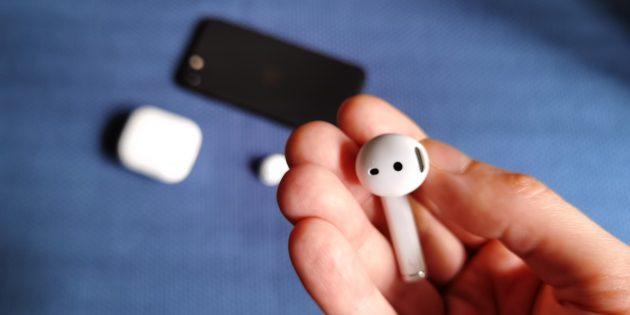 Наушники Realme Buds Air: напрягает крошечный размер сенсорных панелей
