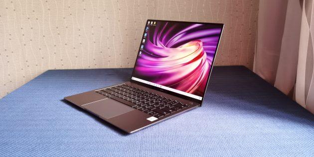 Дизайн Huawei MateBook X Pro 2020
