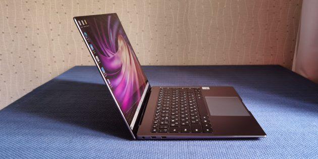 Кнопка включения Huawei MateBook X Pro 2020