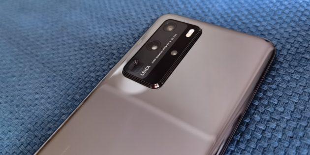 Huawei P40Pro: характеристики камеры