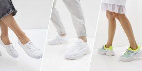 Какие кроссовки носить женщинам и мужчинам, чтобы быть в тренде