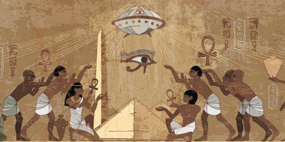 ТЕСТ: Кем бы вы были в Древнем Египте?