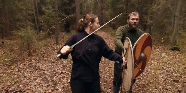 Сериалы про викингов: Real Vikings