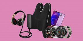 Находки AliExpress: экшен-камера, смарт-часы, наушники