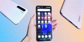 Обзор OPPO Reno3 — смартфона с искусственным интеллектом за 30 тысяч рублей