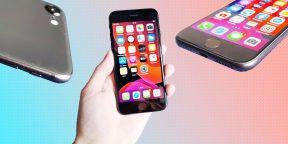 Обзор iPhone SE 2020 — смартфона с топовым железом и устаревшим дизайном