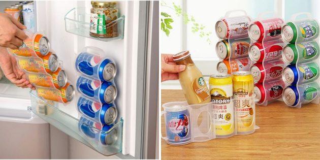 Органайзер в холодильник