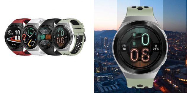 Смарт-часы Huawei GT 2e