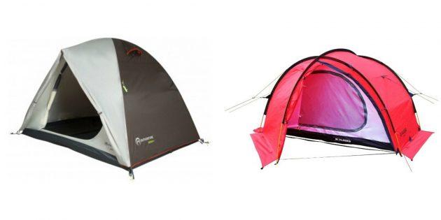 Что подарить мужу на день рождения: палатка