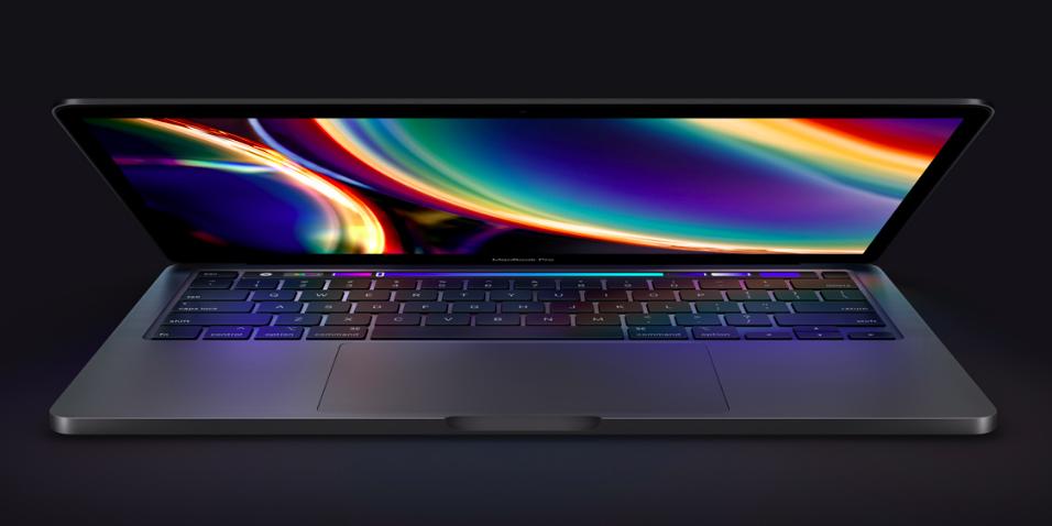Apple представила новый 13-дюймовый MacBook Pro: улучшенная клавиатура и больше памяти