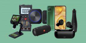 Всё для мужика: микроскоп, дверной звонок и зубная щётка Xiaomi