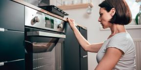 Зачем в рецептах советуют заранее разогреть духовку
