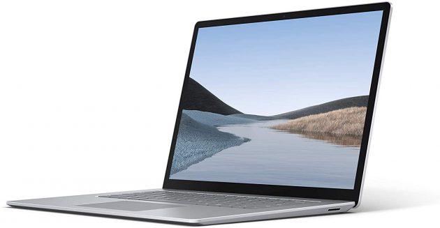 Ноутбук для программирования: Microsoft Surface Laptop 315