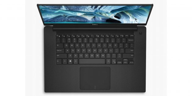 Ноутбук для программирования: DELL XPS 15