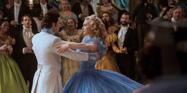 Фильмы про принцесс: «Золушка»