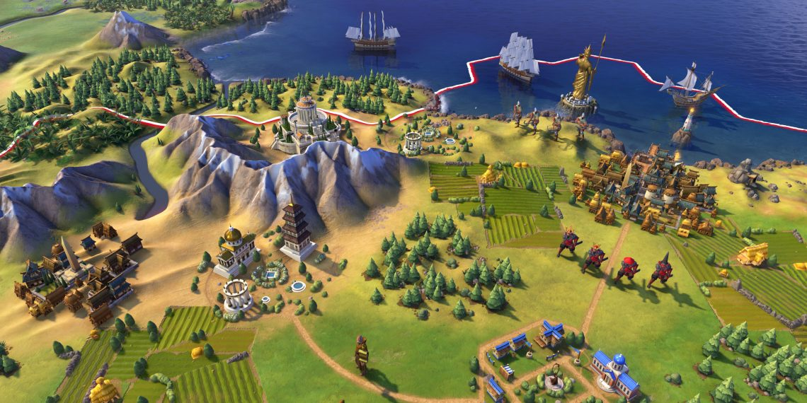Epic Games Store раздаёт Sid Meier's Civilization VI