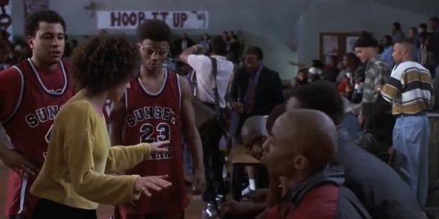 Фильмы про баскетбол: «Парк Сансет»