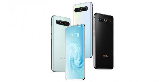 Meizu представила свои первые 5G-флагманы, пауэрбанк и беспроводные наушники