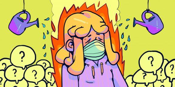 Как избежать выгорания во время пандемии