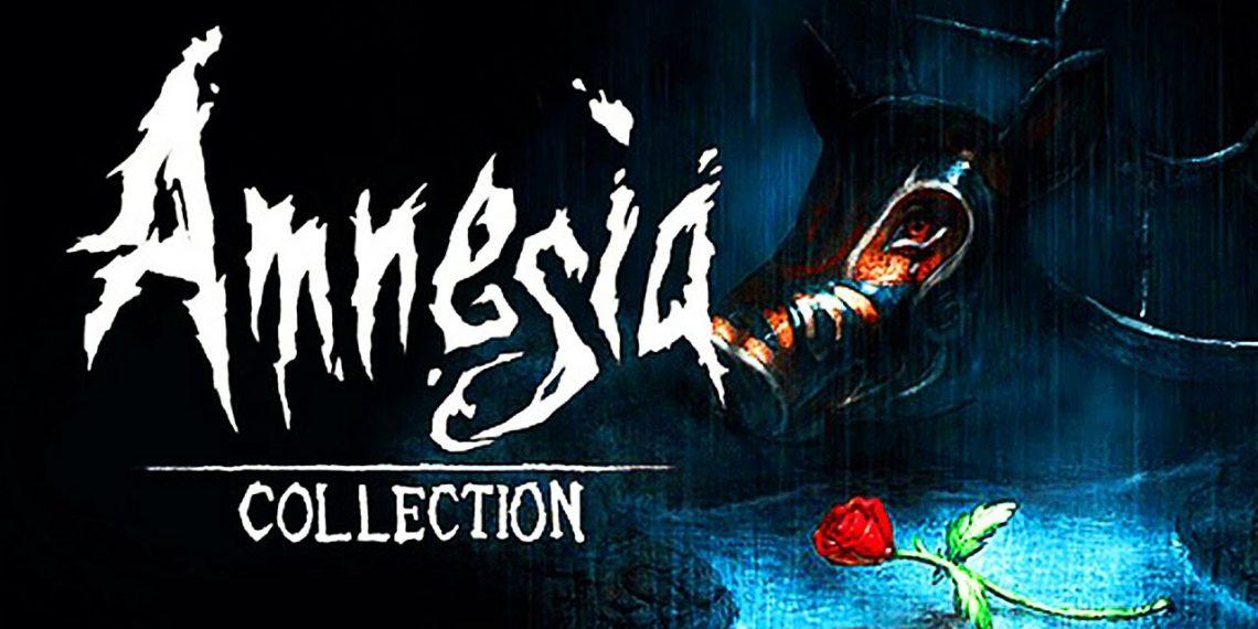 Amnesia: Collection для PS4 за 289 рублей
